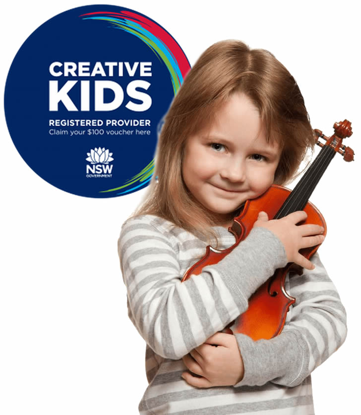 kids violin classes near me